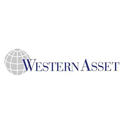 free vector Western asset