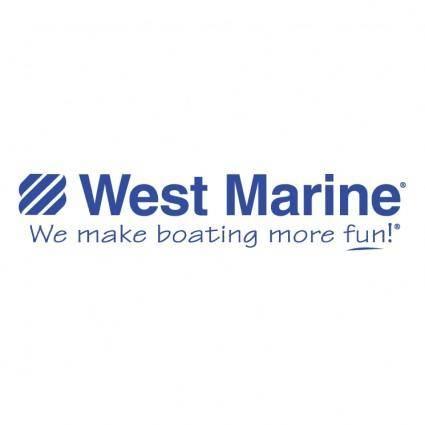 free vector West marine