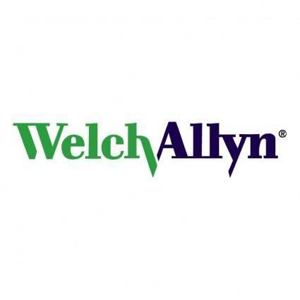 free vector Welch allyn