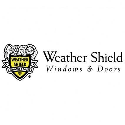 free vector Weather shield