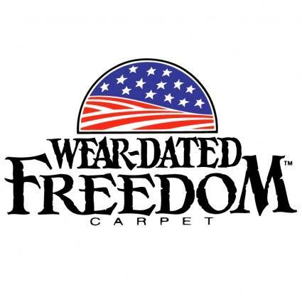 Wear dated freedom
