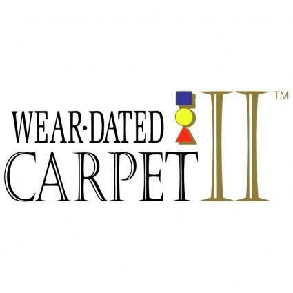 free vector Wear dated carpet ii