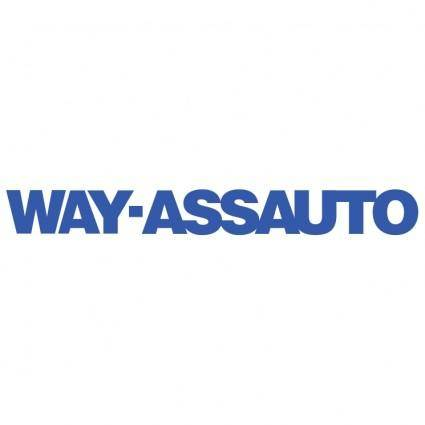 free vector Way assauto