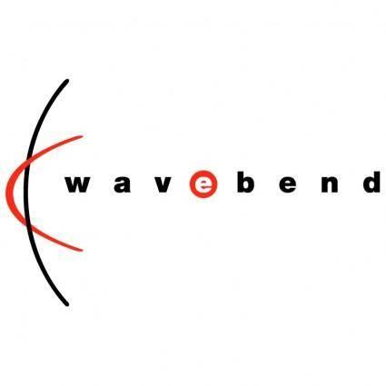 free vector Wavebend