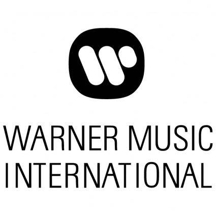 free vector Warner music international