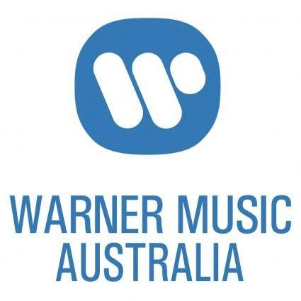 free vector Warner music australia