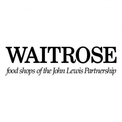 free vector Waitrose 0
