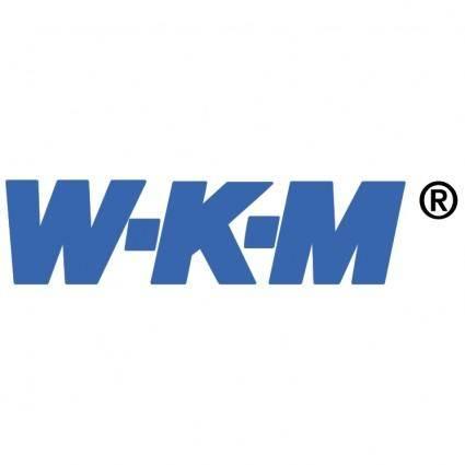 W k m