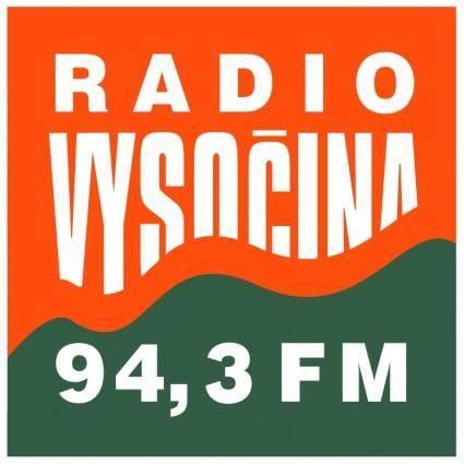 free vector Vysocina