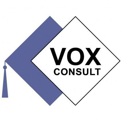 free vector Vox consult