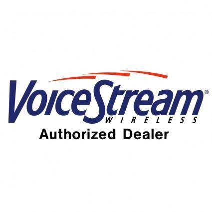 free vector Voice stream wireless