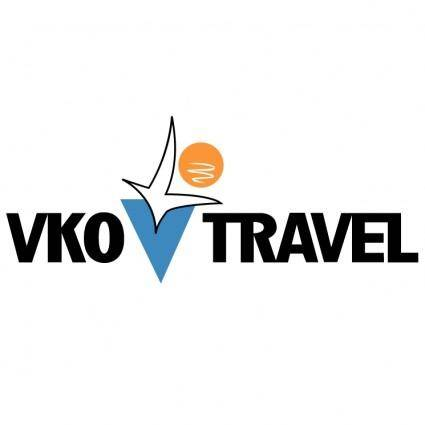 free vector Vko travel