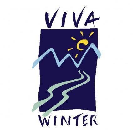 free vector Viva winter