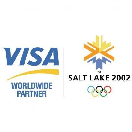 Visa partner of salt lake 2002