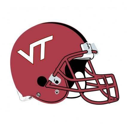 free vector Virginia tech hokies
