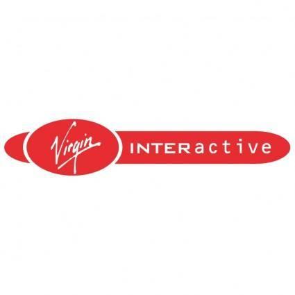 free vector Virgin interactive