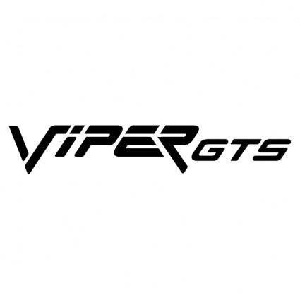 free vector Viper gts