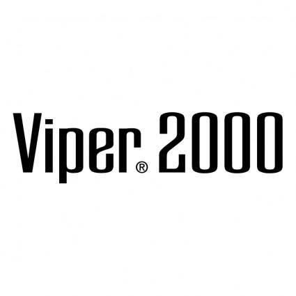 free vector Viper 2000
