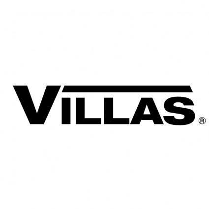 free vector Villas