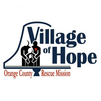 free vector Village of hope