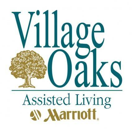 free vector Village oaks