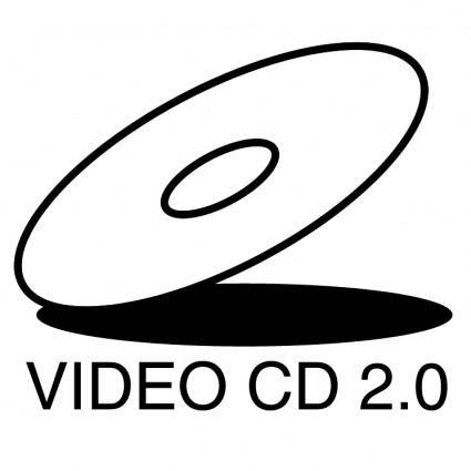 free vector Video cd 20
