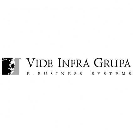 free vector Vide infra grupa