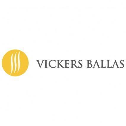 free vector Vickers ballas