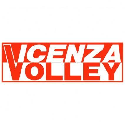 free vector Vicenza volley