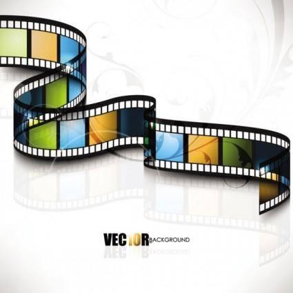 Film 05 vector