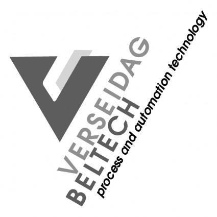 free vector Verseidag beltech