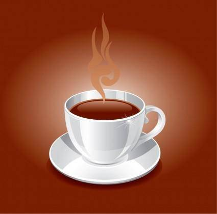 free vector Vector Cup of Coffee
