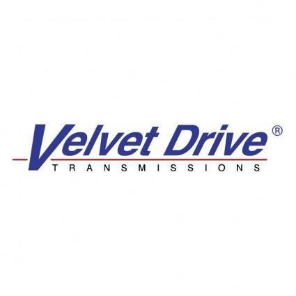 Velvet drive