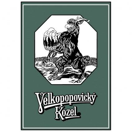 free vector Velkopopovicky kozel 0