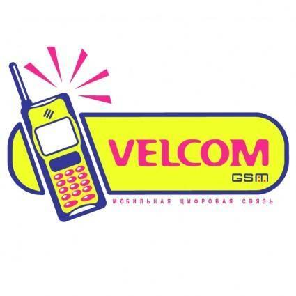 free vector Velcom gsm