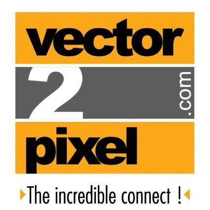 Vector 2 pixel