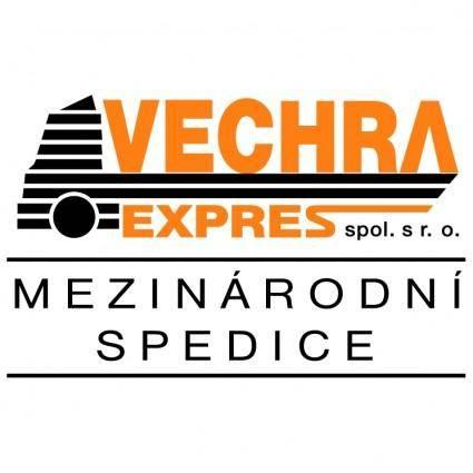 free vector Vechra expres