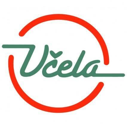 free vector Vcela
