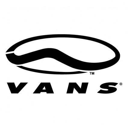 free vector Vans 1