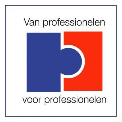 Van professionelen