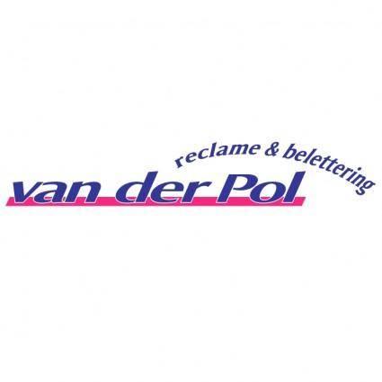free vector Van der pol