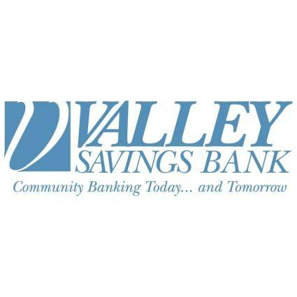 Valley savings bank
