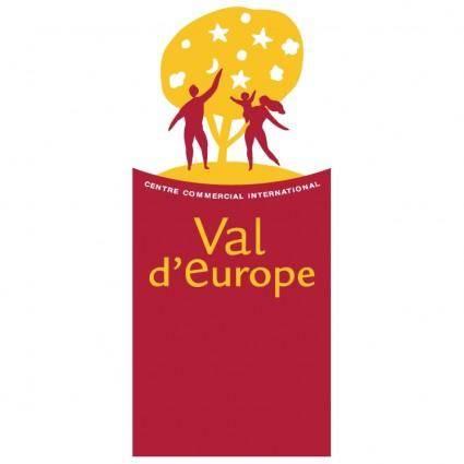 free vector Val deurope