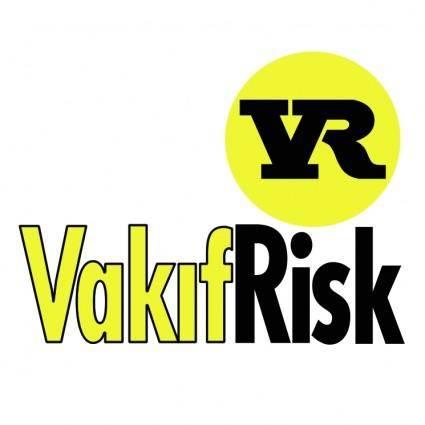 free vector Vakif risk