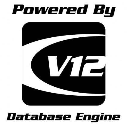 free vector V12 database engine