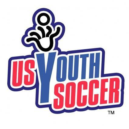 free vector Us youth soccer