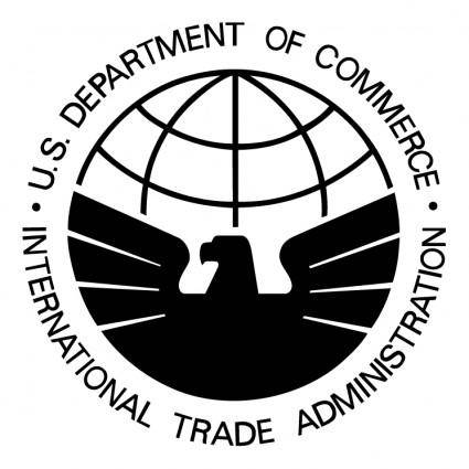 free vector Us department of commerce