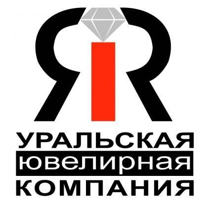 Ural jewelry