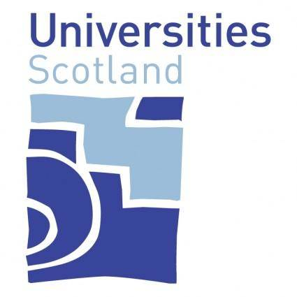 free vector Universities scotland