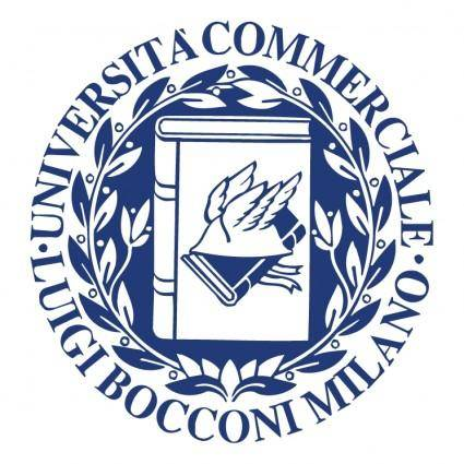 free vector Universita commerciale